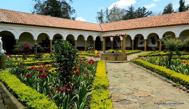Mosteiro Dominicano Ecce Homo, Villa de Leyva, Colômbia
