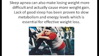Sleep Apnea Weight Loss - Weight Loss For Sleep Apnea