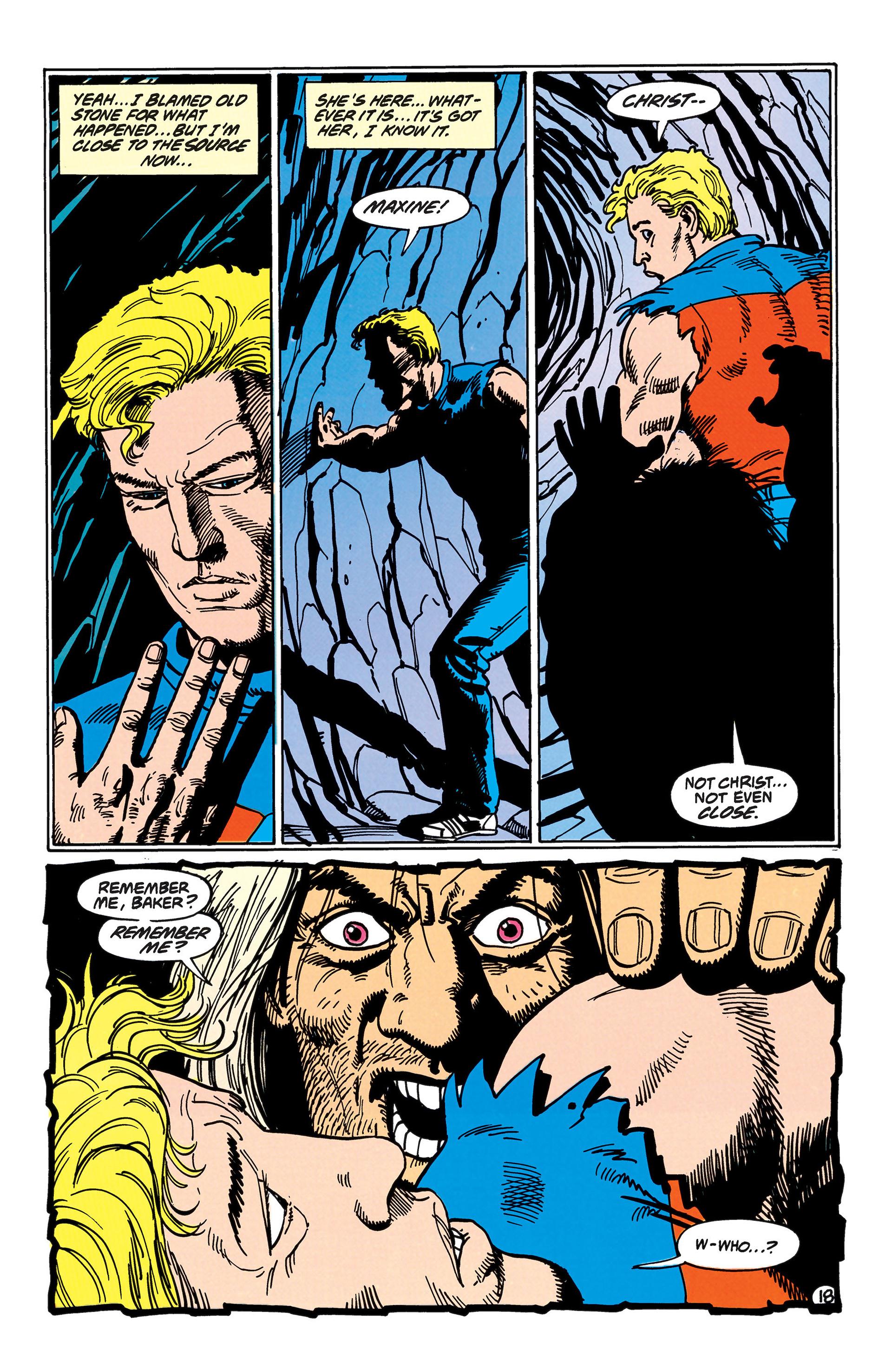 Read online Animal Man (1988) comic -  Issue #47 - 19