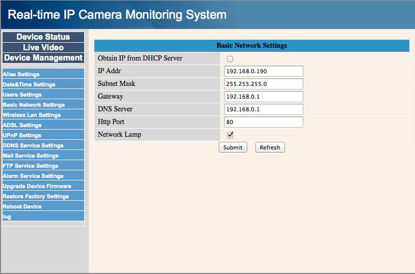 Vou dar um jeito: Configurar Câmera IP
