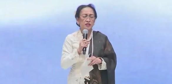 Puisi Sukmawati Dinilai Sudutkan Syariat Islam, Cadar dan Adzan, Ini Videonya