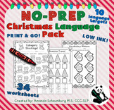 https://www.teacherspayteachers.com/Product/NO-PREP-Christmas-Language-Pack-Speech-Therapy-ELA-2229750
