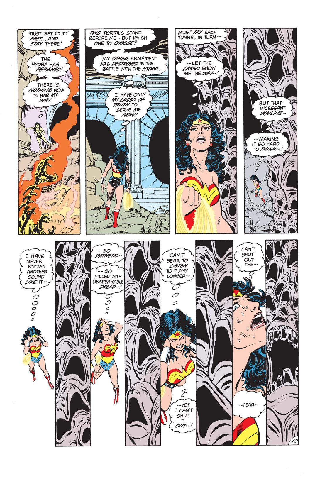 Read online Wonder Woman (1987) comic -  Issue #11 - 10