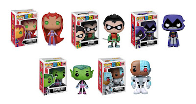 Funko Pop! Teen Titans Go!