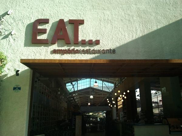 9939b3505 Esta é a proposta do EAT..., empório gastronômico inspirado nas melhores  casas do gênero instaladas ao redor do mundo, misto de rotisserie, ...