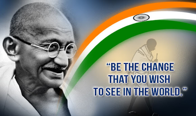 Top 10 Gandhi Jayanti Inspirational Quotes For 2nd October