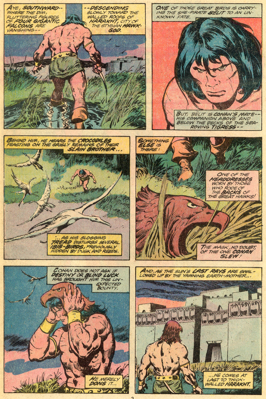 Conan the Barbarian (1970) Issue #76 #88 - English 3