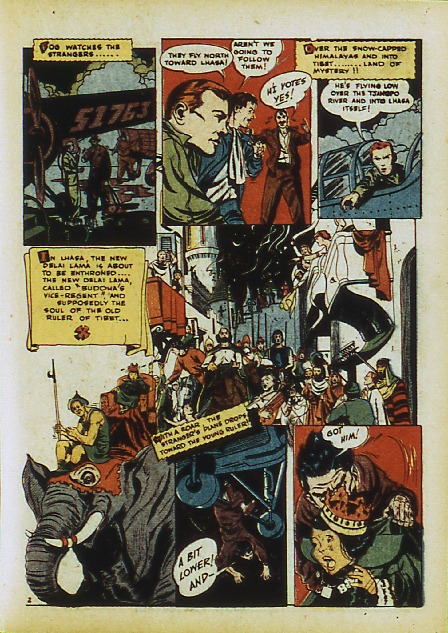 Action Comics (1938) 32 Page 31