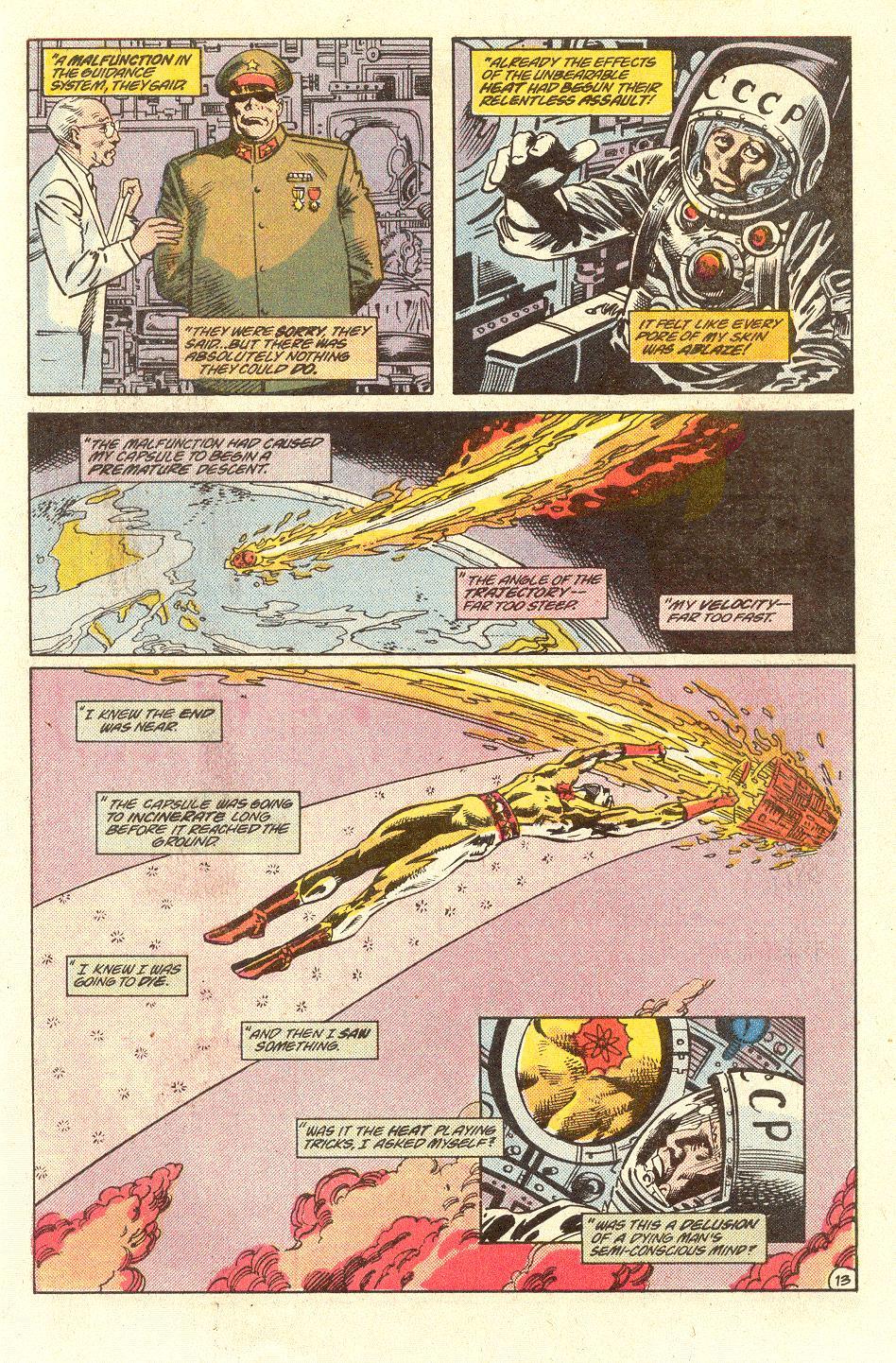 Read online Secret Origins (1986) comic -  Issue #34 - 15