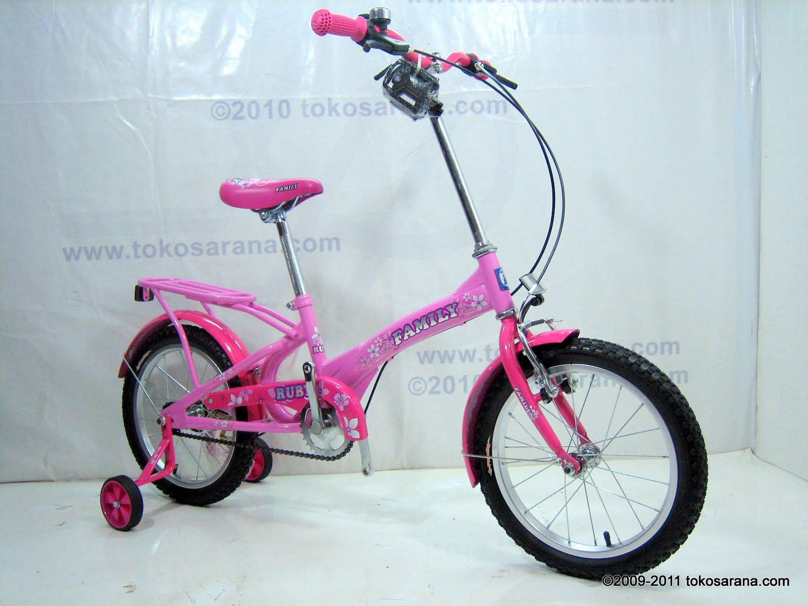 tokomagenta: A Showcase of Products: Sepeda Anak Family