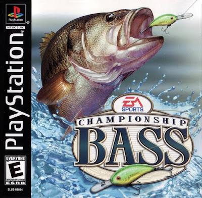 descargar championship bass psx mega