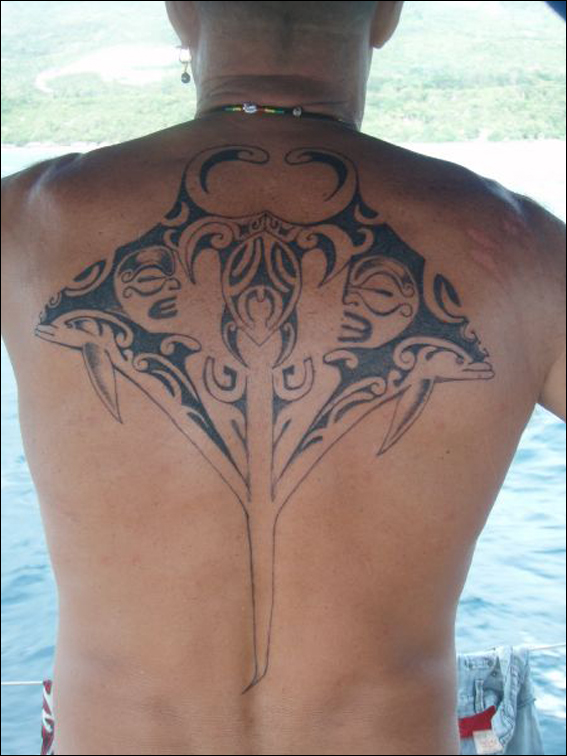 Beautiful butterfly tattoos back body turtles back for Beautiful body tattoo