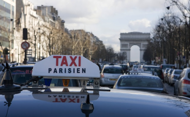 The most spectacular city of the world and its transportation systems across Paris Orly by Taxi