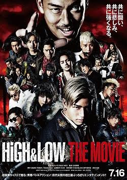 Download Film High & Low (2016) Bluray + Subtitle Indonesia Full Movie