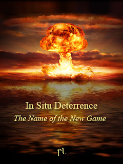 In situ deterrence: the Name of the New Game Cover