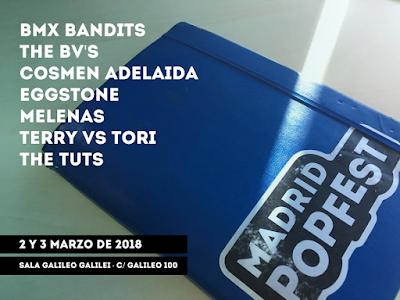 Madrid Popfest 2018