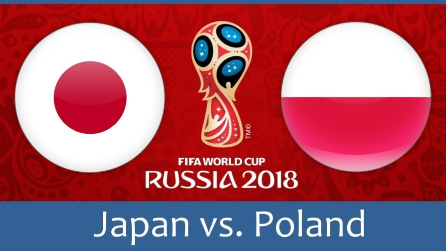 FIFA Worldcup 2018| Japan Vs Poland | 1-0
