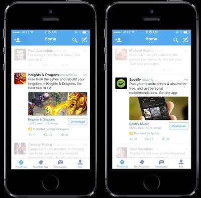 تحميل برنامج تويتر للأيفون