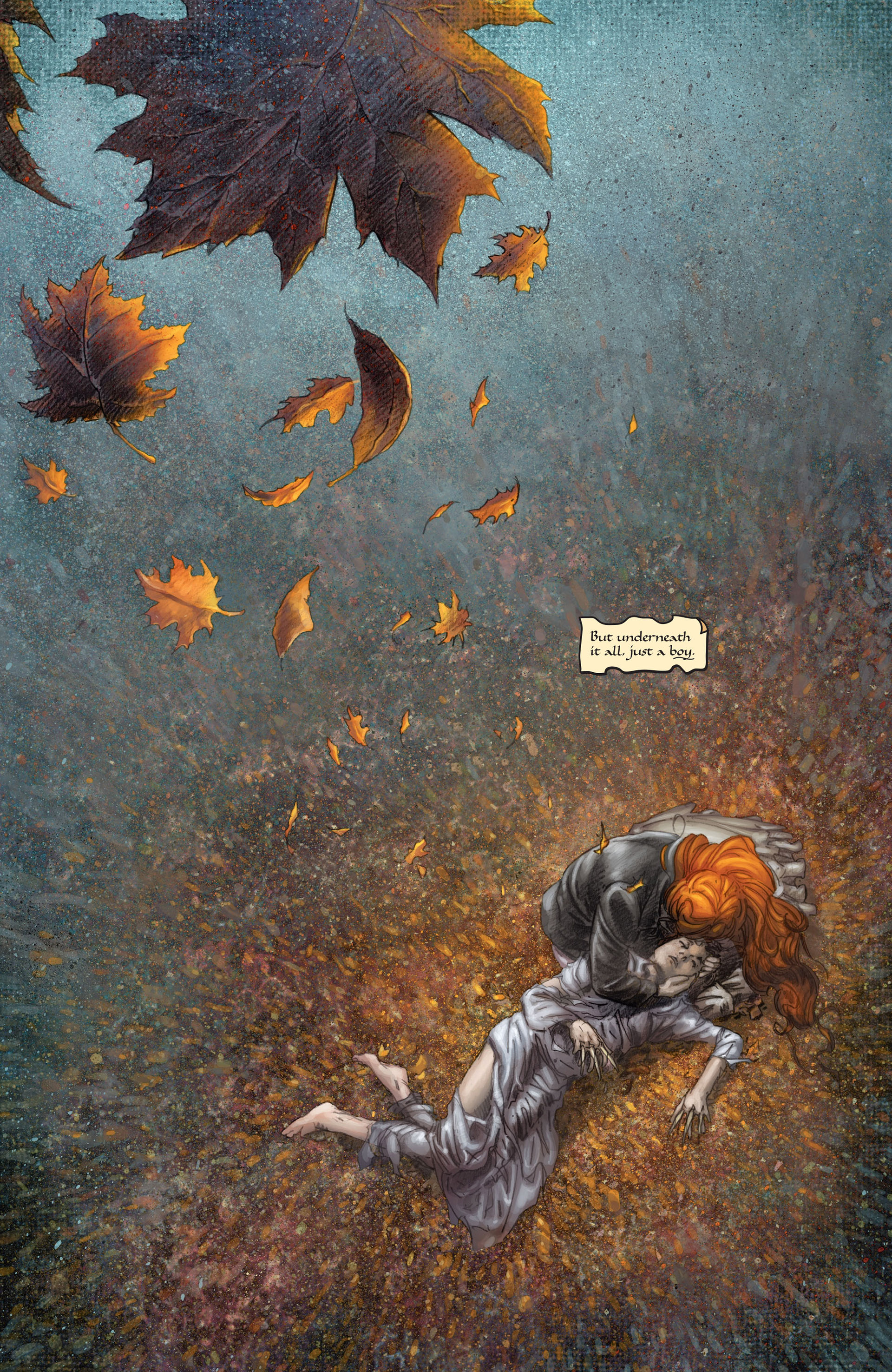 Read online Wolverine: The Origin comic -  Issue #3 - 10