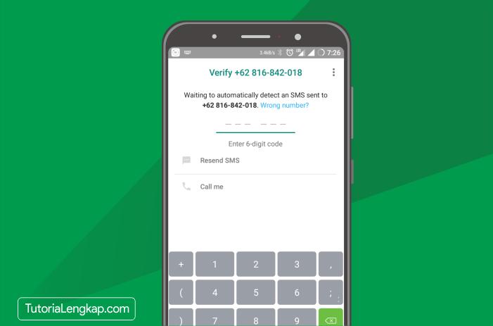 tutorialengkap 6 cara mengganti nomor whatsapp yang sudah mati