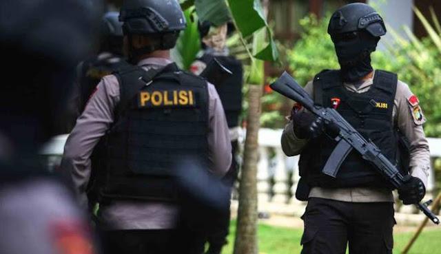 Serang Polda Sumut, Satu Terduga Teroris Tewas, Seorang Kritis