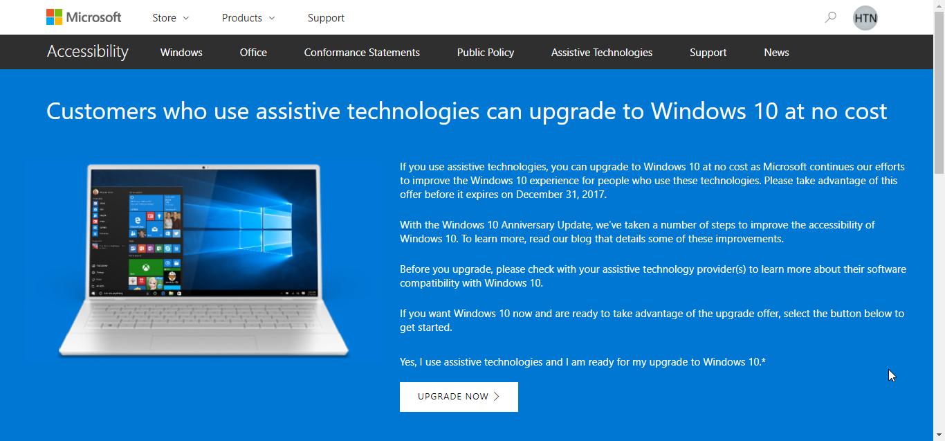 Aggiornamento-gratis-Windows-10