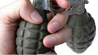 ضبط طالب حقوق بحوزته 3 قنابل