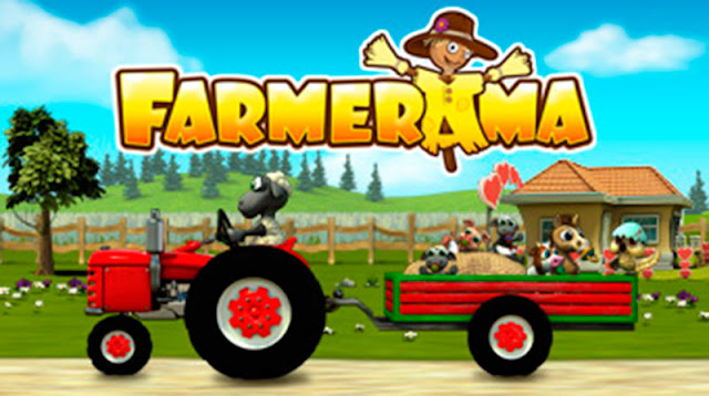 Farmerama - O clássico jogo de   fazenda com cadastro grátis
