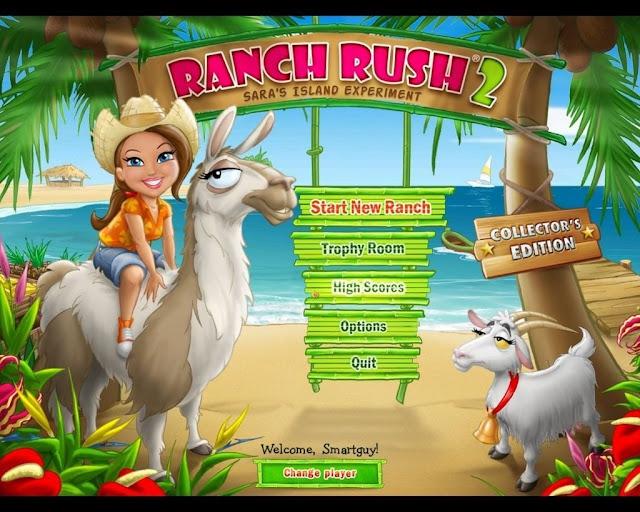 تحميل لعبة المزرعة رانش راش ranch rush للكمبيوتر والاندرويد برابط مباشر ميديا فاير