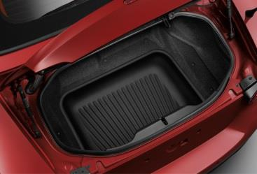 Fiat Spider Molded Cargo Tray,