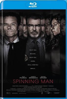 Spinning Man 2018 BD25 Sub