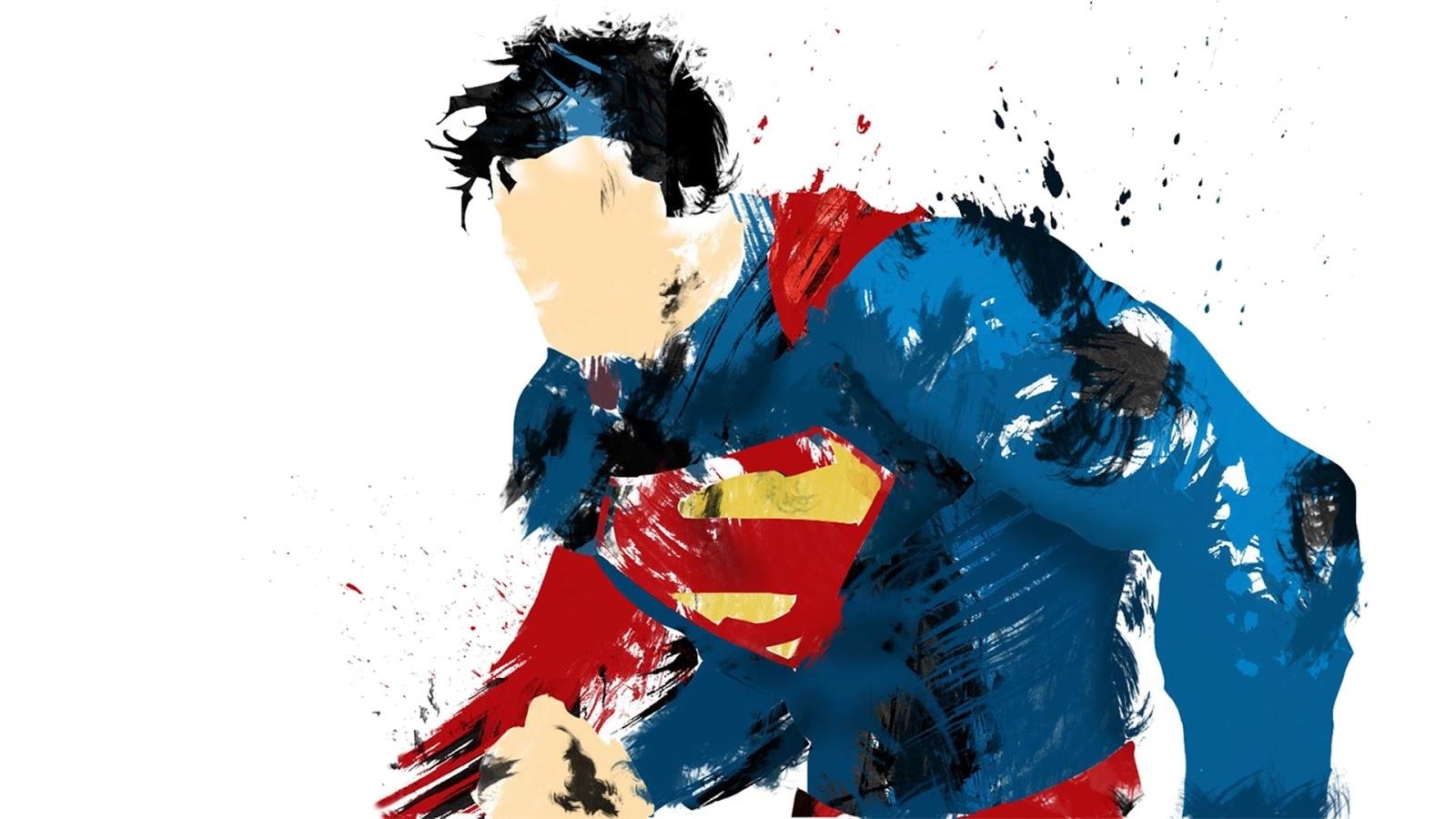 Coloriage Superman Et Batman