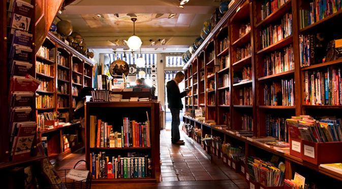 Jangan pergi ke toko buku saat malam Nisfu Sya'ban
