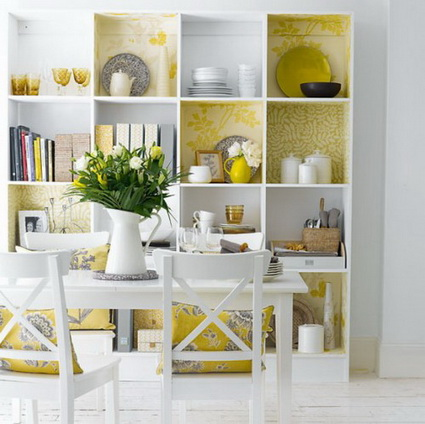 10 dining rooms paints with lots of color 7