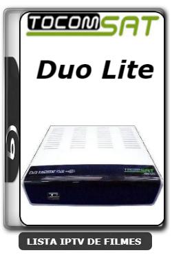 Tocomsat Duo Lite Nova Atualização Modificada SKS 61w ON - 17-03-2020