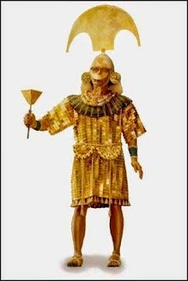 el señor de sipan leyenda