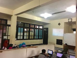 Departemen Media LEDMA Al-Farabi adakan Pelatihan Design Grafis