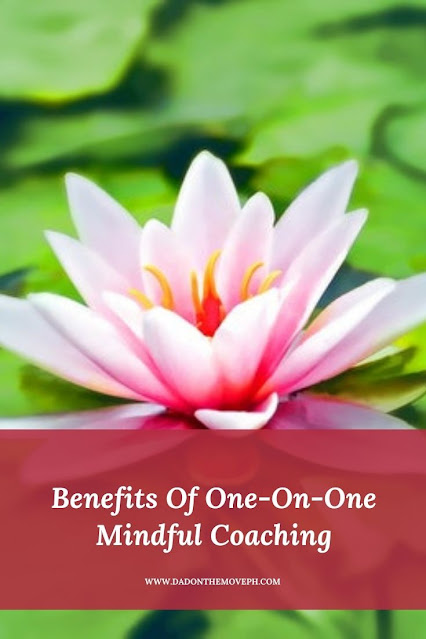 Benefits of one-on-one mindful coaching with Vince Dizon