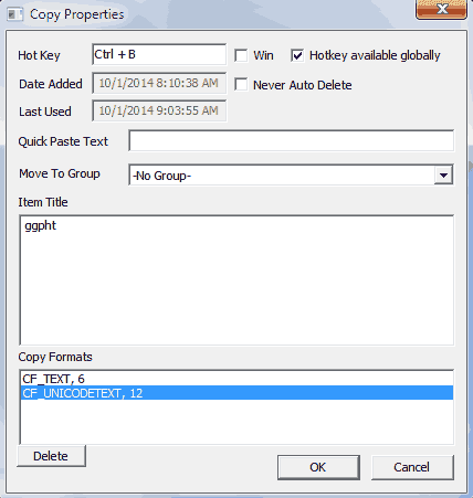 Store Multiple Items to Clipboard in Windows