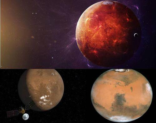 nama planet dalam galaksi bima sakti