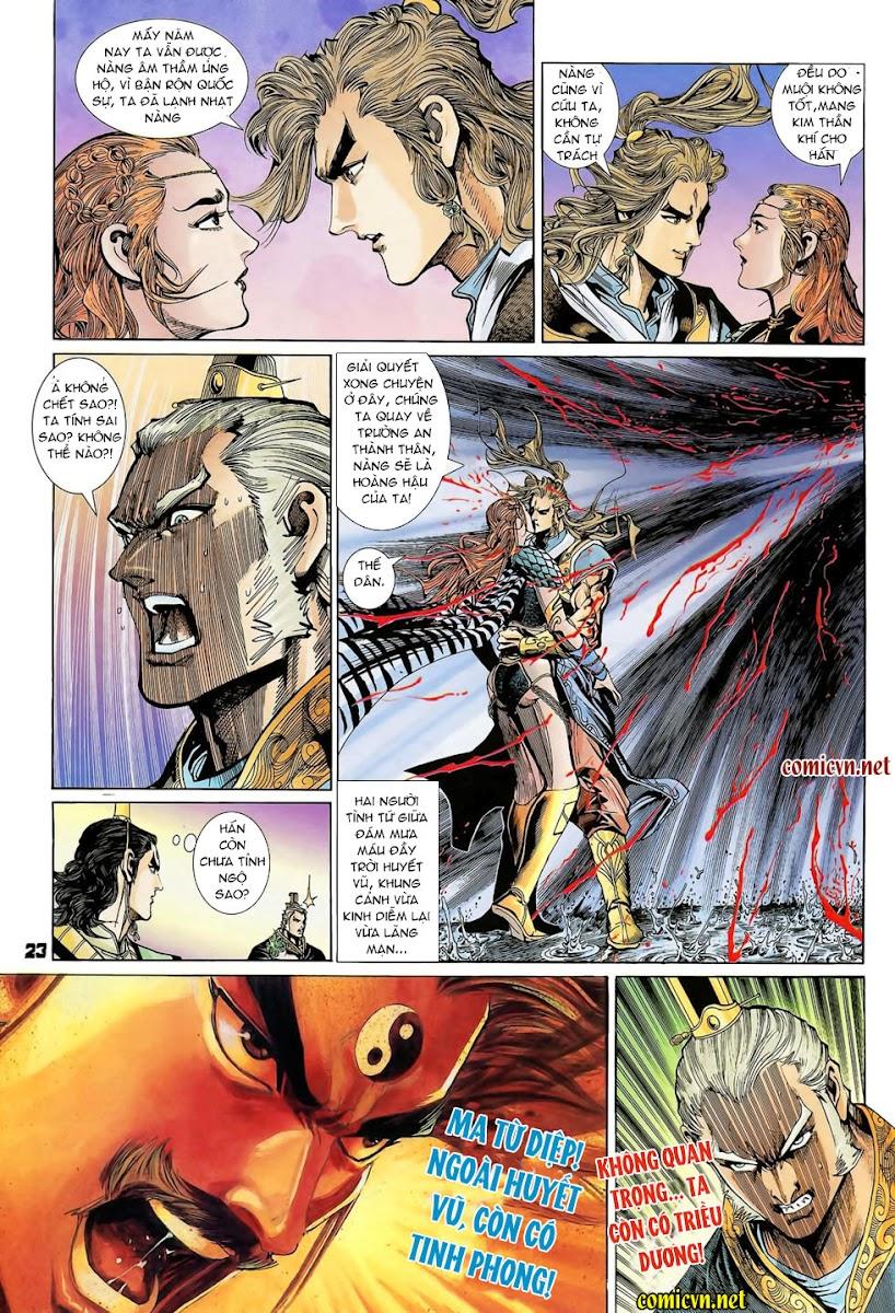 Đại Đường Uy Long chapter 93 trang 23