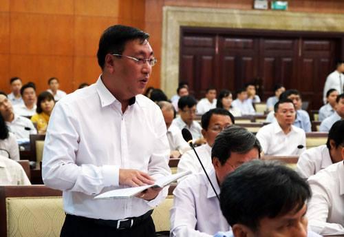 Giám đốc Sở Công Thương TP HCM Phạm Thành Kiên
