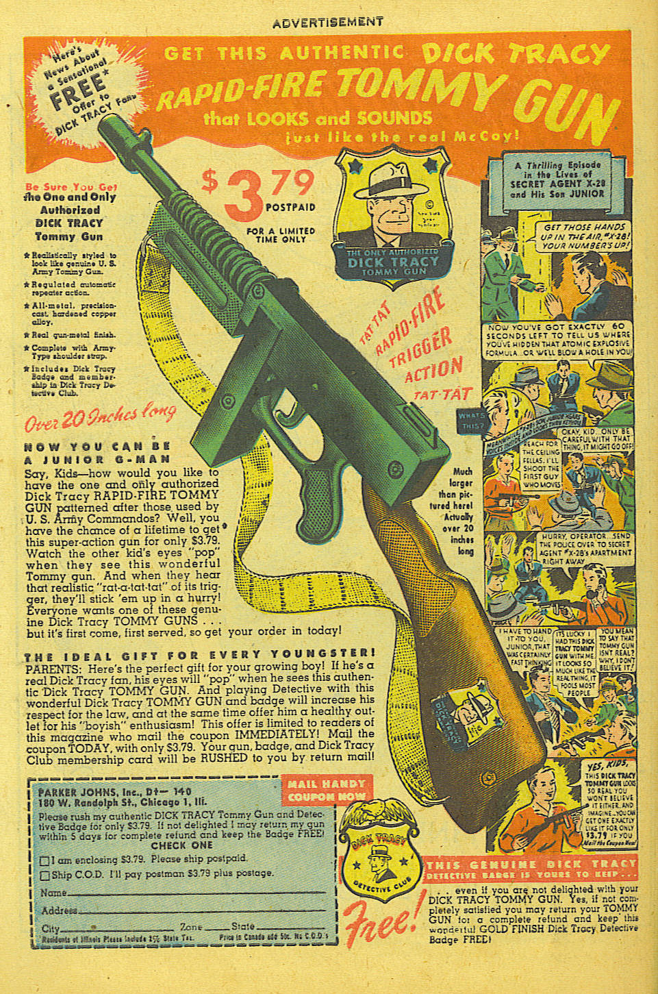 Read online Action Comics (1938) comic -  Issue #114 - 50