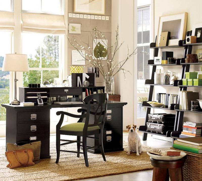 Astonishing 70 Ideias Para Home Office Assuntos Criativos Largest Home Design Picture Inspirations Pitcheantrous
