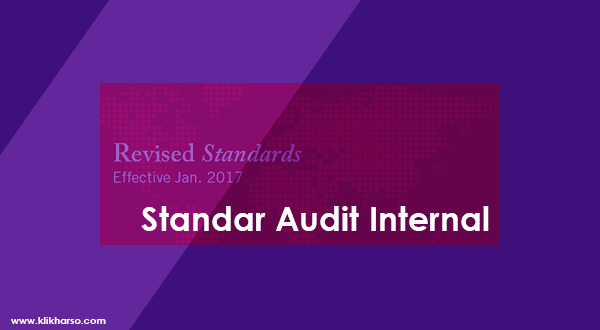 Standar Audit Internal IIA