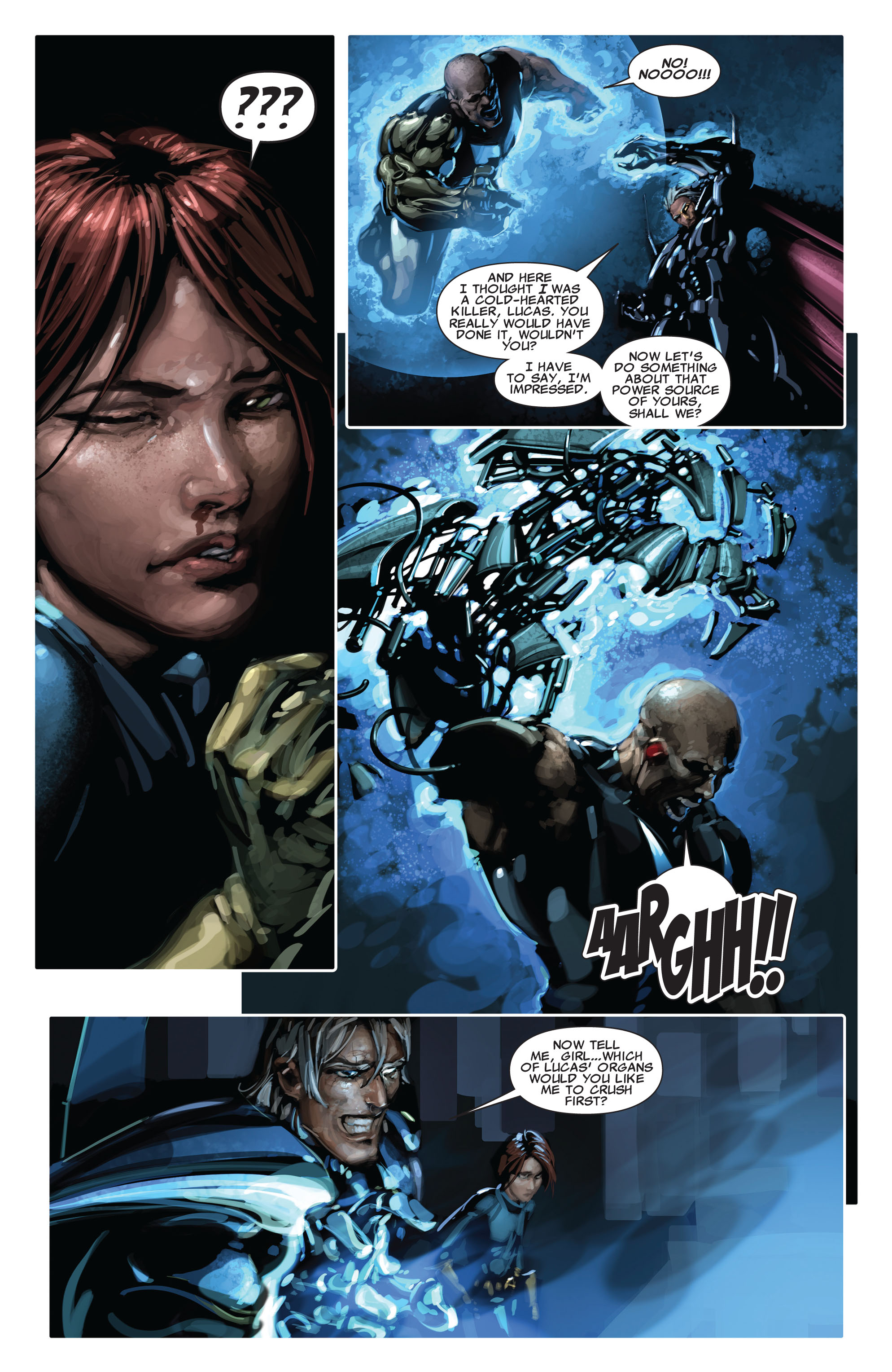 Read online X-Force (2008) comic -  Issue #15 - 13