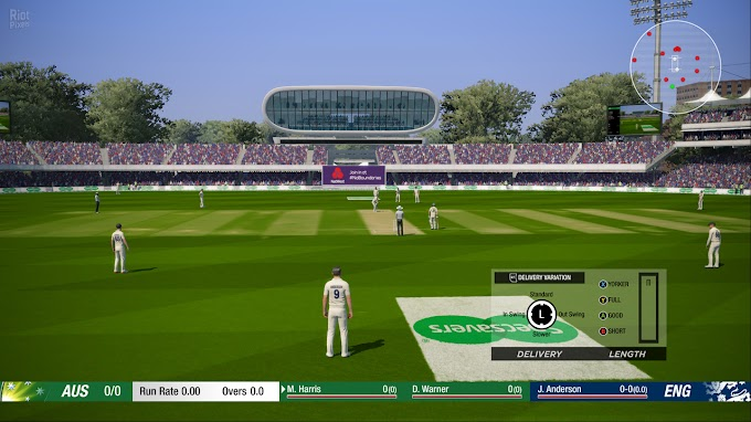 Ashes Cricket 2019 - CRICKET 19 Download Highly Compressed 500MB in Parts For PC Free Download
