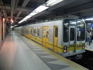 Linea C: Servicio Limitado por obras durante el verano