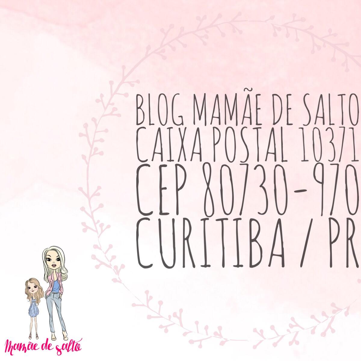 como criar uma caixa postal ... blog Mamãe de Salto