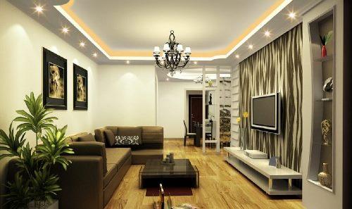 9 Model Lampu Plafon Rumah Minimalis Modern